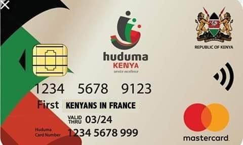 Huduma Number for Diaspora